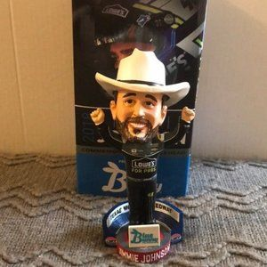 NEW Jimmie Johnson Bobblehead Texas Motor Speedway